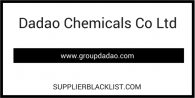 Dadao Chemicals Co Ltd in Shandong