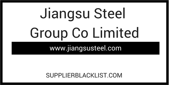 Jiangsu Steel Group Co Limited in China