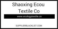 Shaoxing Ecou Textile Co