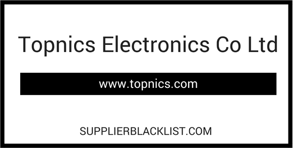 Topnics Electronics Co Ltd