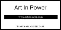 Art In Power