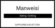 Manweisi China