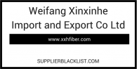 Weifang Xinxinhe Import and Export Co Ltd