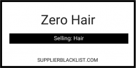 Zero Hair