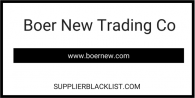 Boer New Trading Co