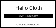 Hello Cloth