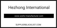 Hezhong International