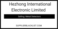 Hezhong International Electronic Limited