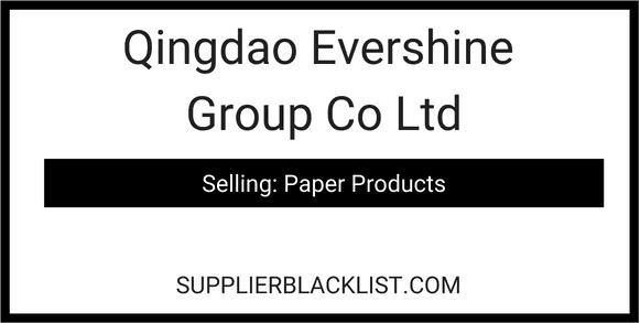 Qingdao Evershine Group Co Ltd