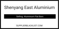 Shenyang East Aluminium