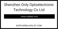 Shenzhen Only Optoelectronic Technology Co Ltd