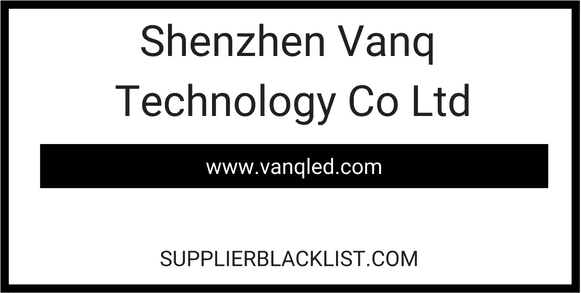 Shenzhen Vanq Technology Co Ltd