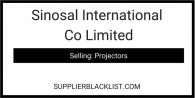Sinosal International Co Limited