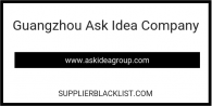 Guangzhou Ask Idea Company