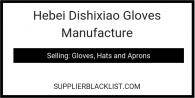 Hebei Dishixiao Gloves Manufacture