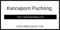 Kannaporn Puchong Based in Bangkok