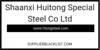 Shaanxi Huitong Special Steel Co Ltd