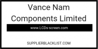 Vance Nam Components Limited