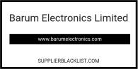 Barum Electronics Limited