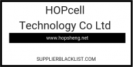 HOPcell Technology Co Ltd Based in Shenzhen