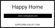 Happy Home Based in India