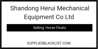 Shandong Herui Mechanical Equipment Co Ltd