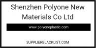 Shenzhen Polyone New Materials Co Ltd