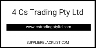 4 Cs Trading Pty Ltd