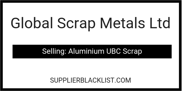 Global Scrap Metals Ltd