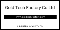 Gold Tech Factory Co Ltd