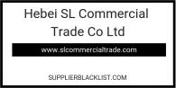 Hebei SL Commercial Trade Co Ltd
