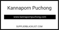 Kannaporn Puchong in Thailand