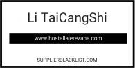 Li TaiCangShi