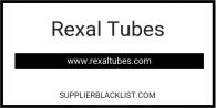 Rexal Tubes