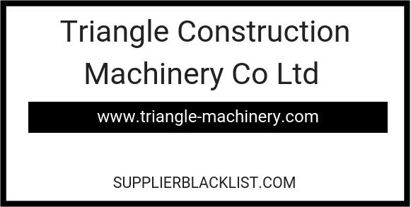 Triangle Construction Machinery Co Ltd