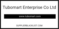 Tubomart Enterprise Co Ltd