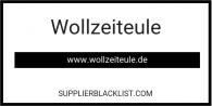 Wollzeiteule