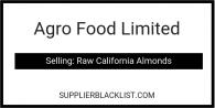 Agro Food Limited