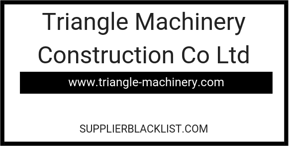 Triangle Machinery Construction Co Ltd