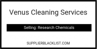 Venus Cleaning Services