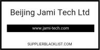 Beijing Jami Tech Ltd