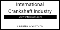 International Crankshaft Industry