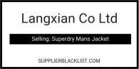Langxian Co Ltd in China