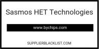 Sasmos HET Technologies