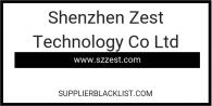 Shenzhen Zest Technology Co Ltd