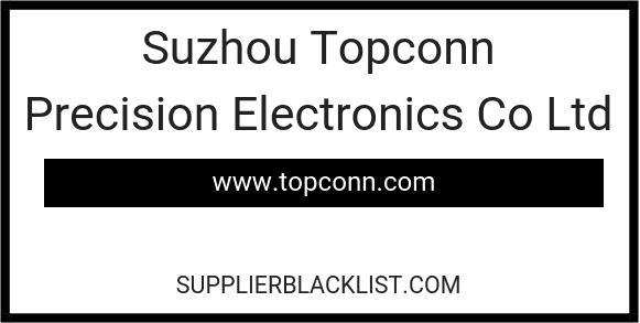 Suzhou Topconn Precision Electronics Co Ltd