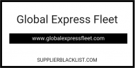 Global Express Fleet
