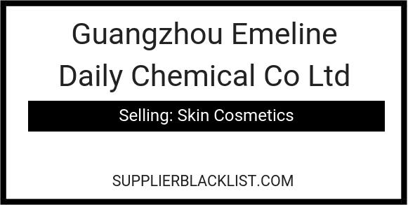 Guangzhou Emeline Daily Chemical Co Ltd