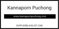 Kannaporn Puchong