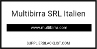 Multibirra SRL Italien